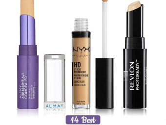 14 Best Drugstore Concealers To Try In 2019