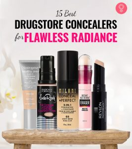 15 Best Drugstore Concealers For Flawless Radiance – 2020