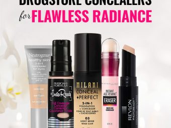 5 Best Drugstore Concealers For Flawless Radiance