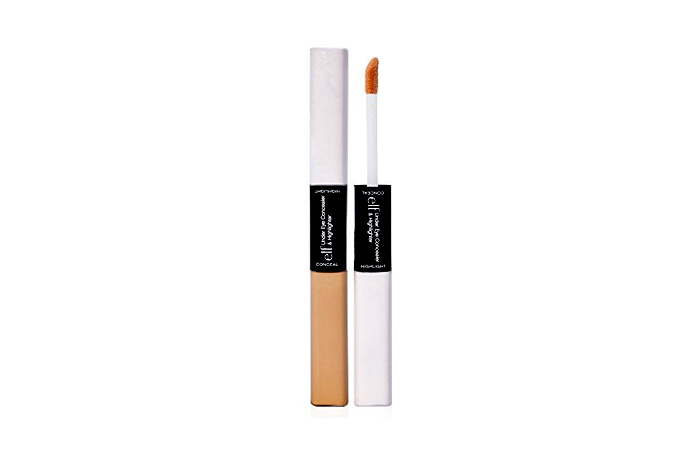 E.L.F. Under Eye Concealer & Highlighter - Best Drugstore Concealer