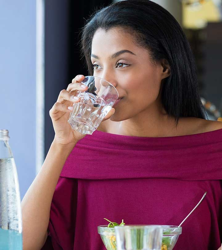 Do You Drink Water Immediately Before Or After A Meal? Ayurveda Says You've Been Doing It Wrong!