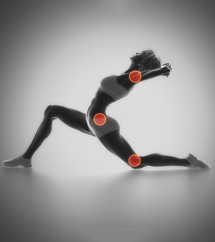 Blood Type Diet And Exercises For Healthy Joints And Mobility