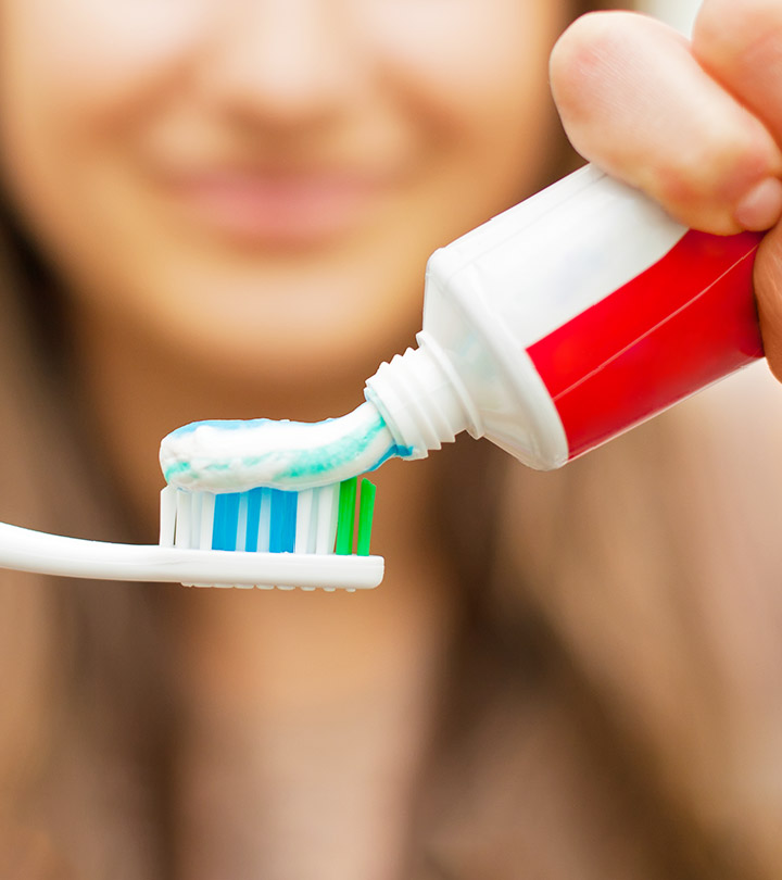Always Read Labels Before Buying Toothpaste As This Ingredient Can Cause Cancer