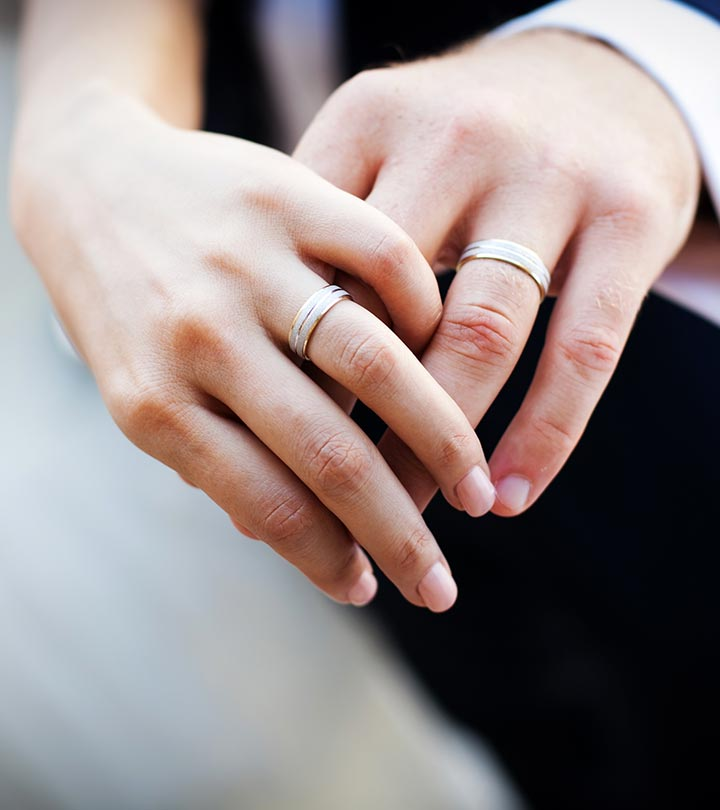 Ever Wondered Why The Wedding Ring Is Worn On The 4th Finger? Here's Why.