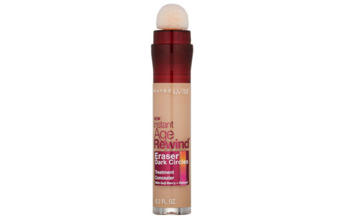 Maybelline Instant Age Rewind Eraser Dark Circles Concealer + Treatment