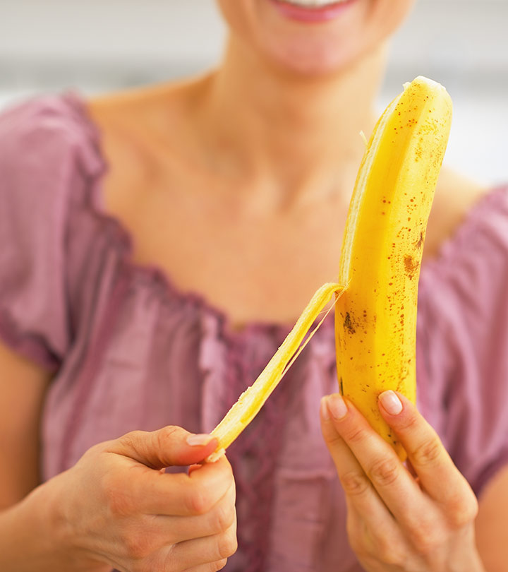 Can You Really Use Banana Peels To Whiten Your Teeth?