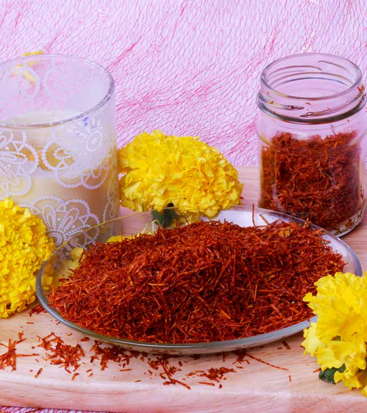 4 Vital Reasons You Must Consider Adding Saffron To Your Beauty Regimen Today