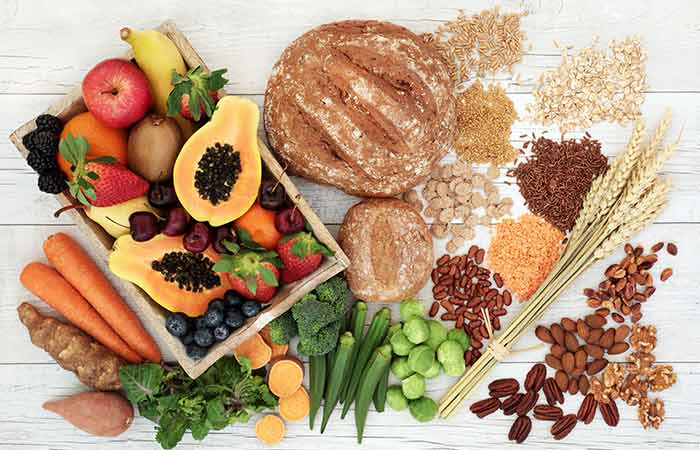 Eat Whole Foods During Non-Fasting Days