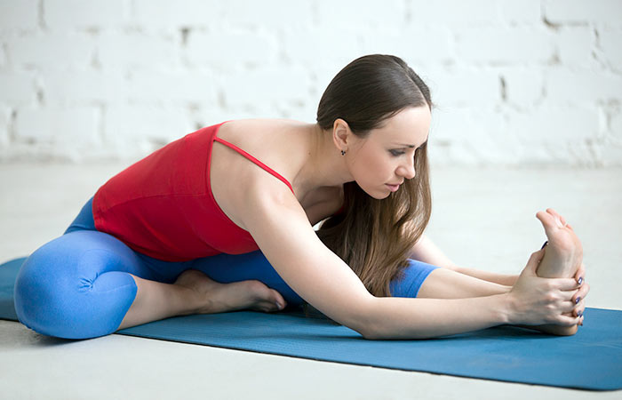 Yoga For Thighs And Hips