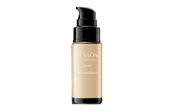 Best Drugstore Foundations - Revlon ColorStay Foundation - Best Foundation for Combination to Oily Skin