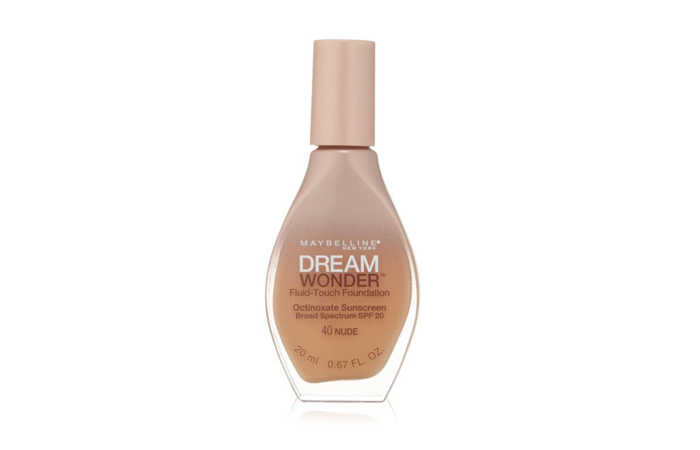 Best Drugstore Foundations - Maybelline Dream Wonder Foundation - Suitable Drugstore Foundation for Normal Skin