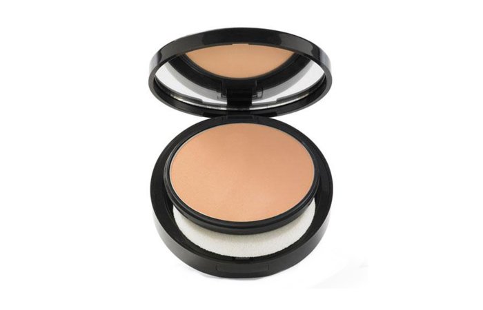 Mark Powder Buff Natural Skin Foundation - Suitable for Oily Skin