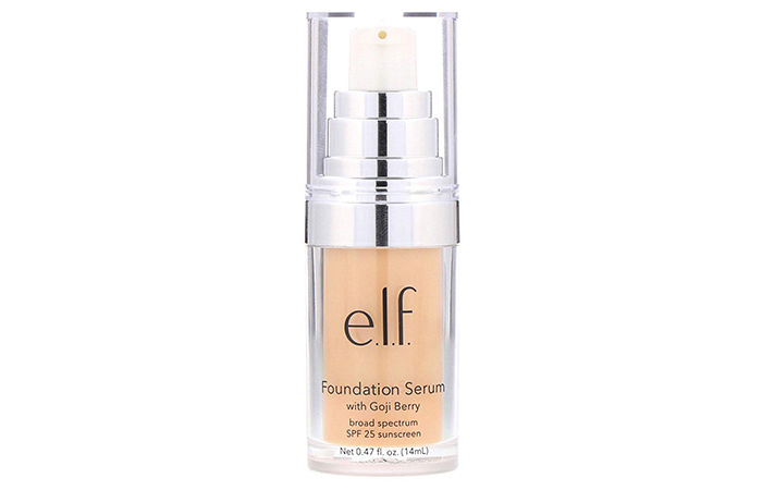 14. e.l.f Cosmetics Foundation Serum