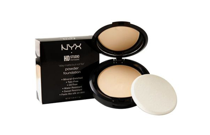 Best Drugstore Foundations - NYX Stay Matte But Not Flat Powder Foundation