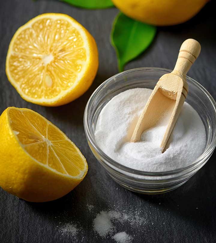 Not A Joke: ½ Lemon In Baking Soda Is Something Amazing