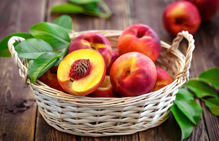 Benefits Of Nectarines