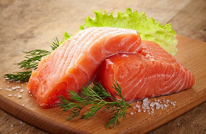 35. Salmon