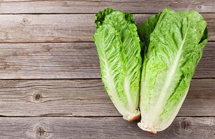 45. Lettuce