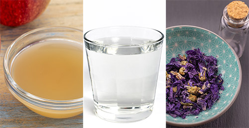 5. Hollyhock Herbs And ACV