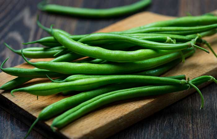 6.-Green-Beans-To-Stop-Period