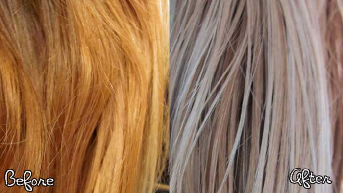 How to fix orange hair after bleaching 5 proven methods how to fix orange hair with toner pmusecretfo Gallery