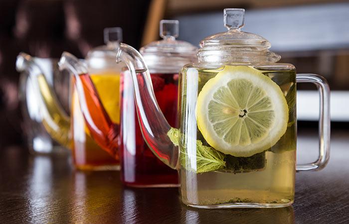 II. Herbal Teas