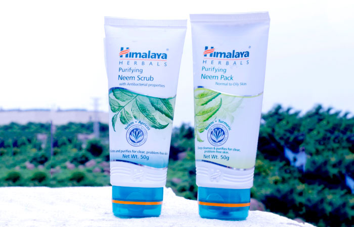The-Deadliest-Skin-Care-Combo-In-The-Market-–-Himalaya-Herbal's-Purifying-Neem-Scrub+Pack2