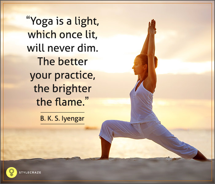 10 10 Quotes About Yoga To Get You Motivated