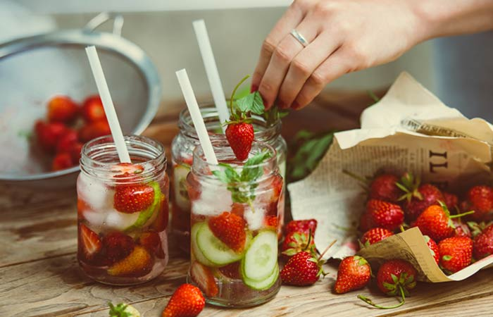 3.-Strawberry-And-Herbs-Cucumber-Water
