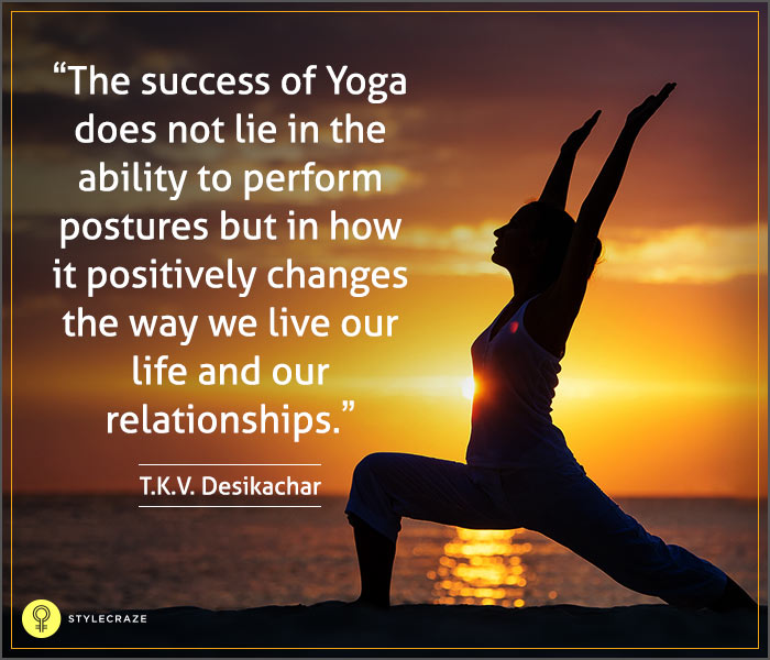6 10 Quotes About Yoga To Get You Motivated