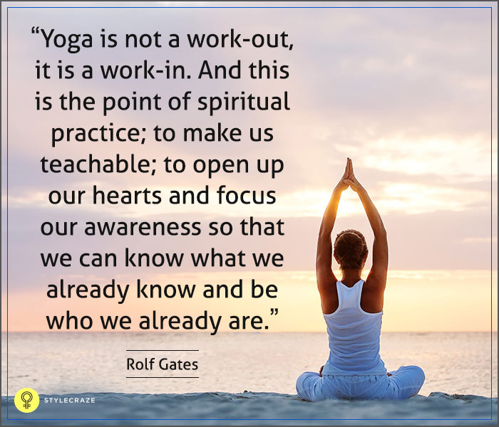 7 10 Quotes About Yoga To Get You Motivated