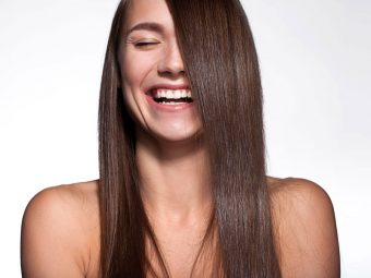4 Kitchen Ingredients That Will Make Your Hair Permanently Straight
