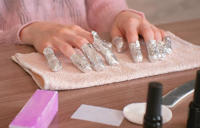 How To Remove Gel Manicure At Home Tried And Tested Ways