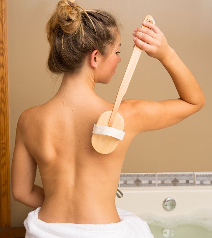Why Dry Brushing Is The Secret To Excellent Skin