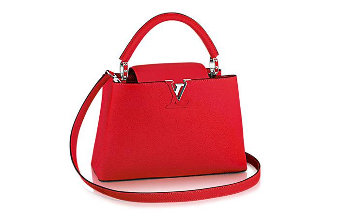 Louis Vuitton Bags - Capucines-PM