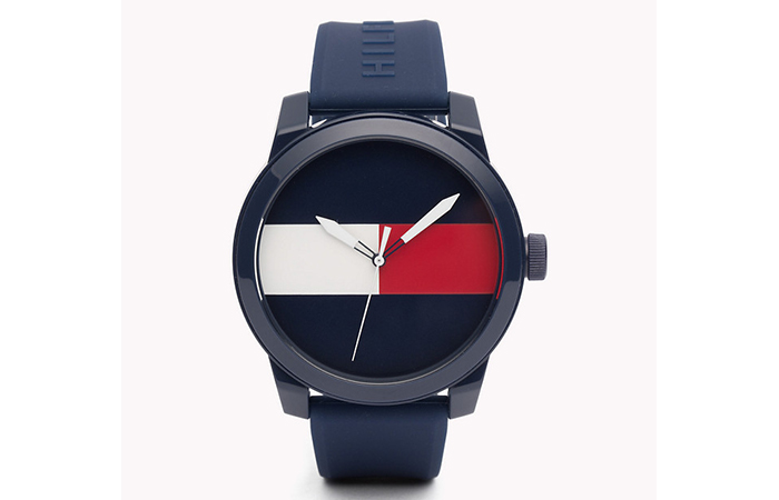 Tommy Hilfiger Watches For Women - 18. Tommy Hilfiger Flag Watch