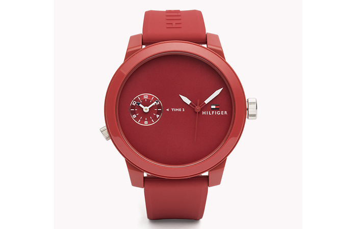 Tommy Hilfiger Watches For Women - 19. Sizzling Red Watch