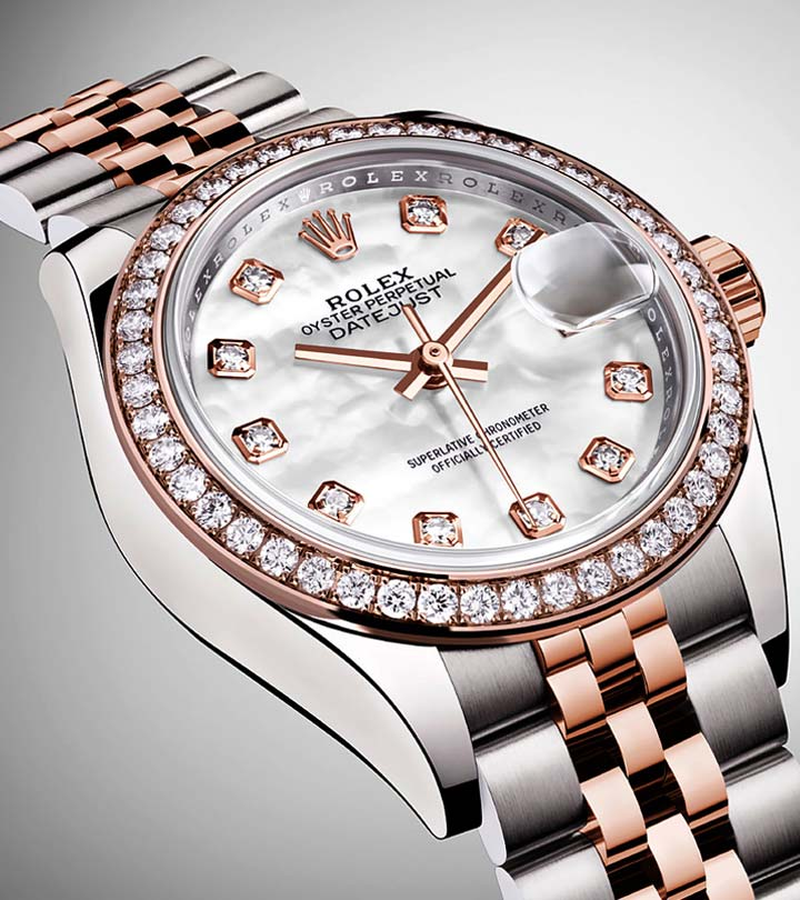 20 Best Rolex Watches That Will Make You The Happiest Woman In The World