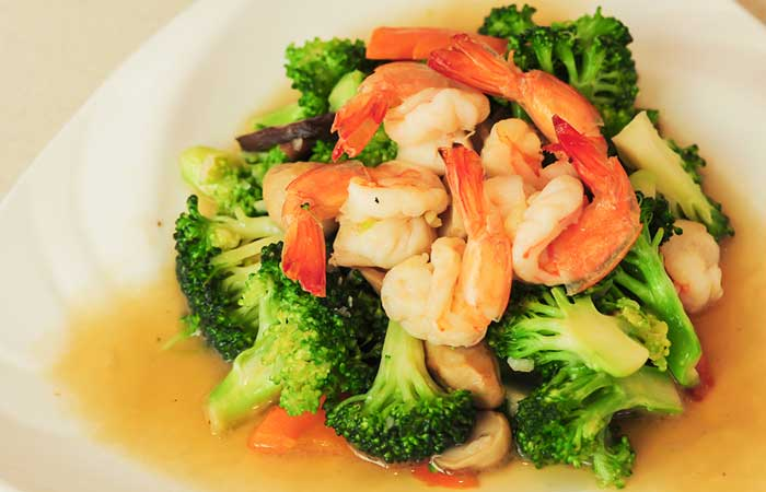 Broccoli-And-Shrimp-Salad