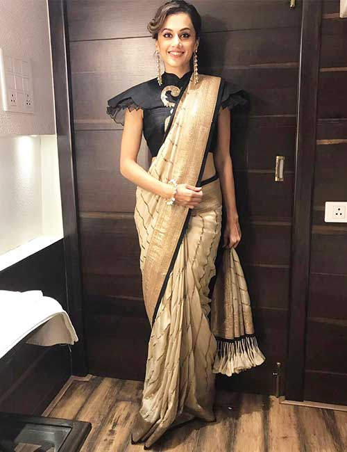 4b931041f4c41f 50 Latest Saree Blouse Designs For 2019 That Will Amaze You