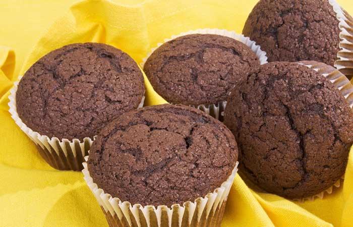 Chocolate-Peanut-Butter-Cupcake