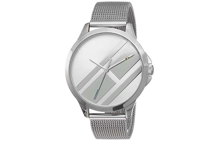 Full Steel Analog Watch