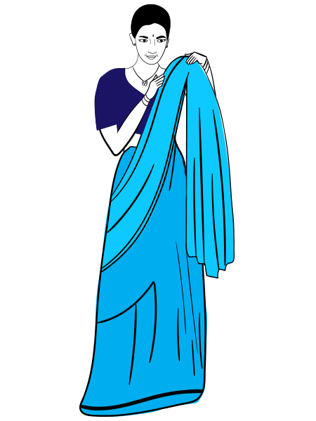 How To Wear Saree Perfectly Step By Step Guide