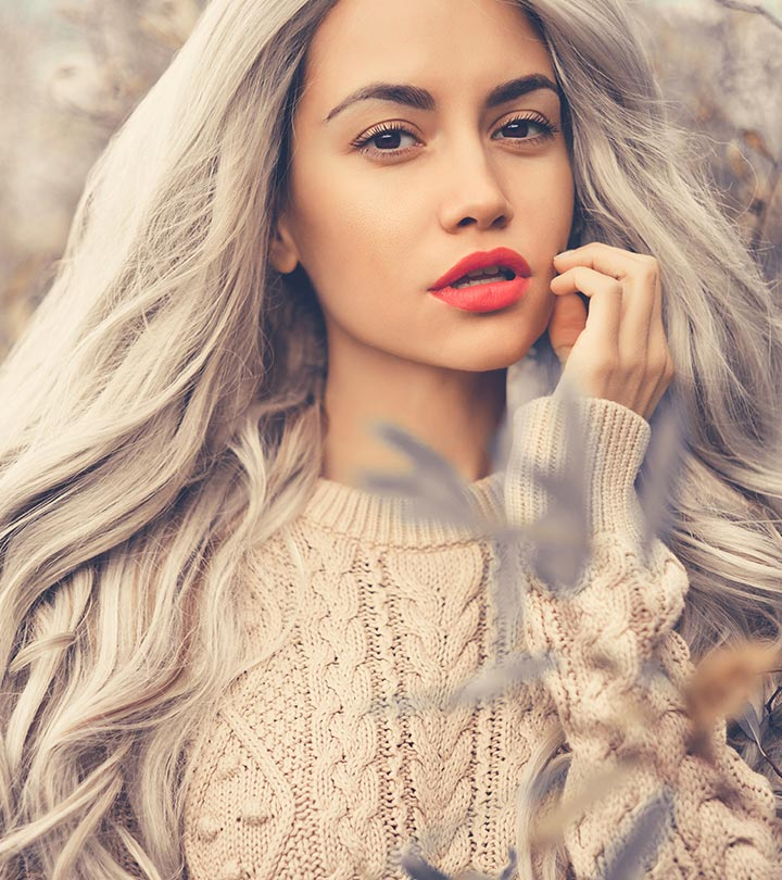 silver hair looks that will make you want