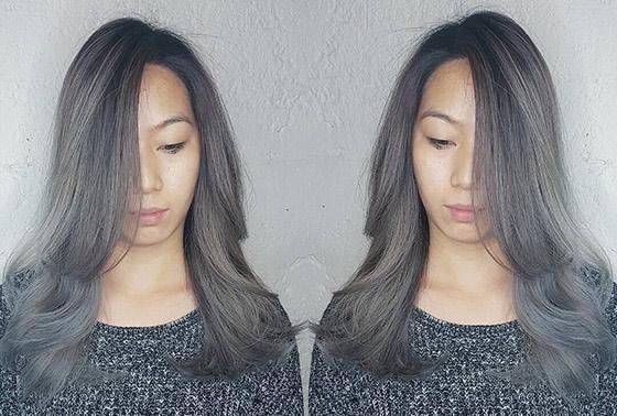 Silver-Sombre