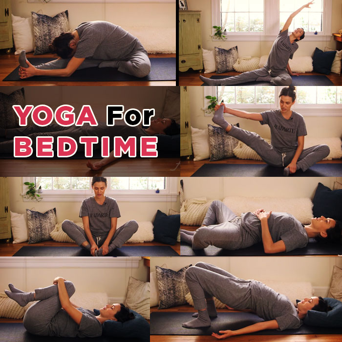 Yoga for Bedtime