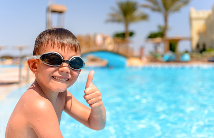 1. Want To Clean Your Swimming Goggles Or Favorite Aviator Shades Use Toothpaste!