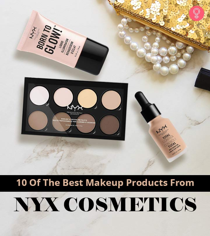 Best Makeup Products From Nyx Cosmetics