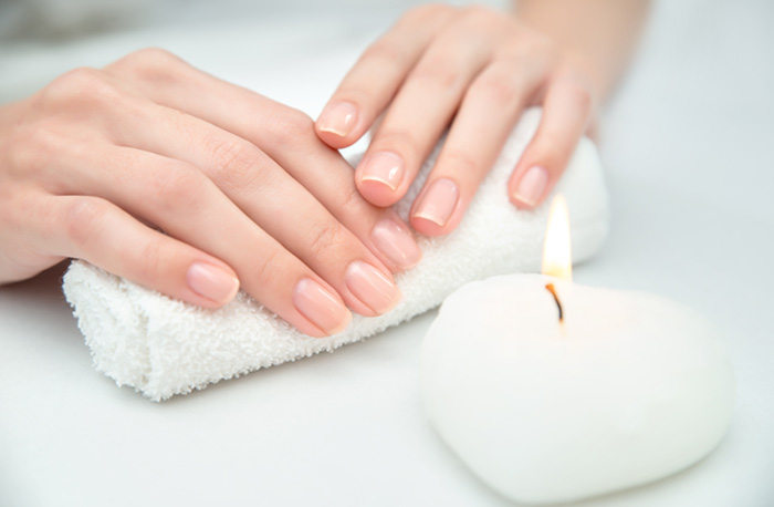 10. Maintain Healthy Nails Using Toothpaste.