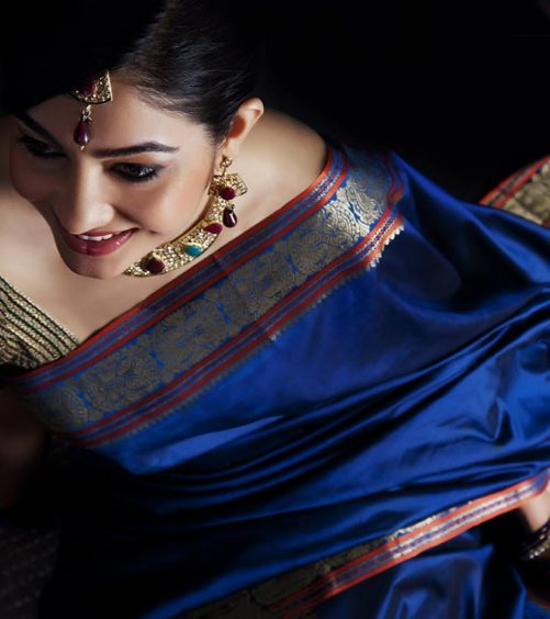 20 Best Paithani Sarees For Wedding That Will Stun You